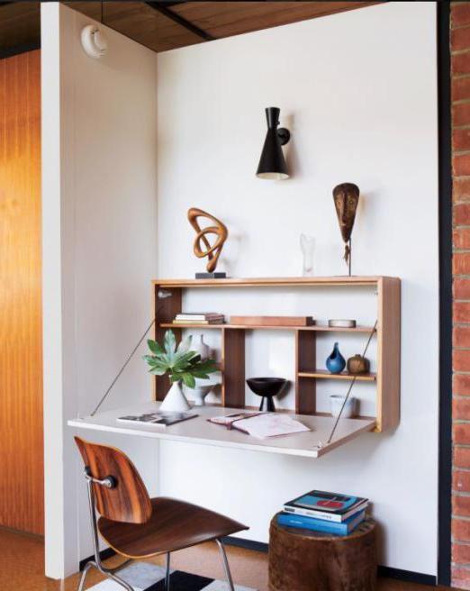 как украсить свой рабочий стол в комнате