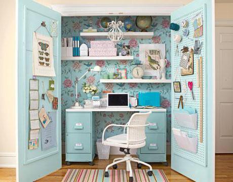 как красиво украсить рабочий стол