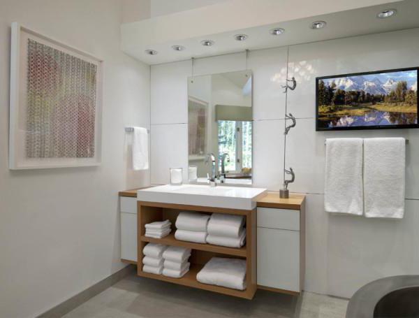 Высота раковины в ванной стандарт
