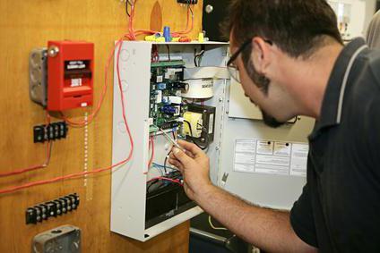 услуги технического обслуживания автоматической пожарной сигнализации