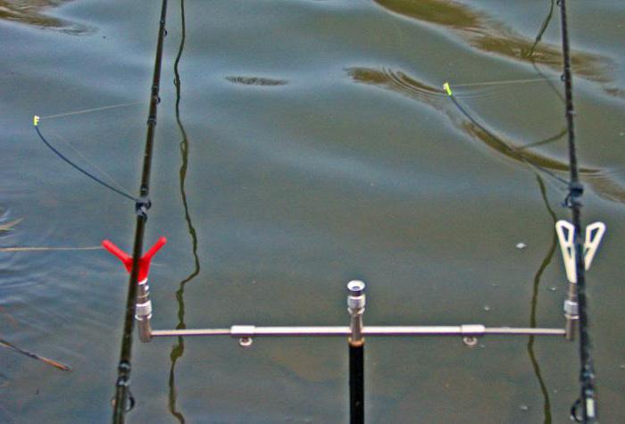 на фидер с лодки на течении видео