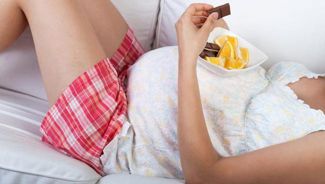 Лечение гастрита при беременности