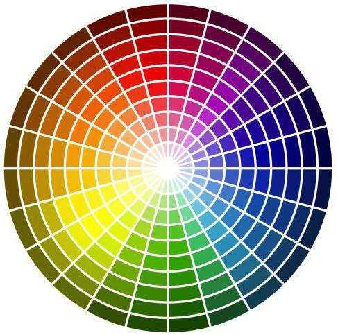 Monochromatic color. The laws of color combinations in different spheres of life.