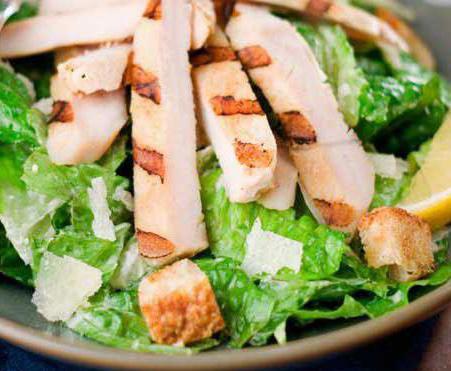 рецепт салата обжорка с курицей с фото