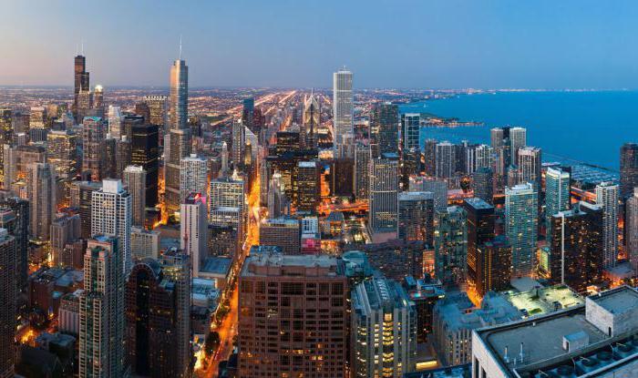 часовой пояс Чикаго