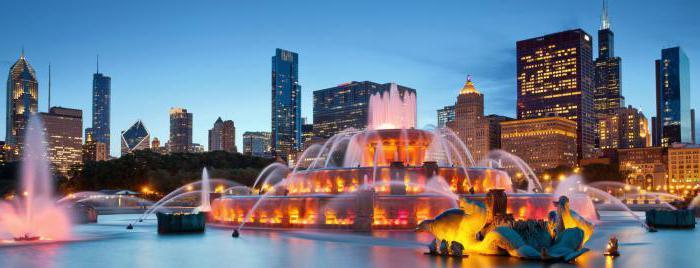 Чикаго население