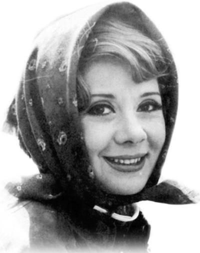 венгерская актриса Ева Рутткаи