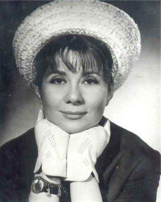 актриса Ева Рутткаи