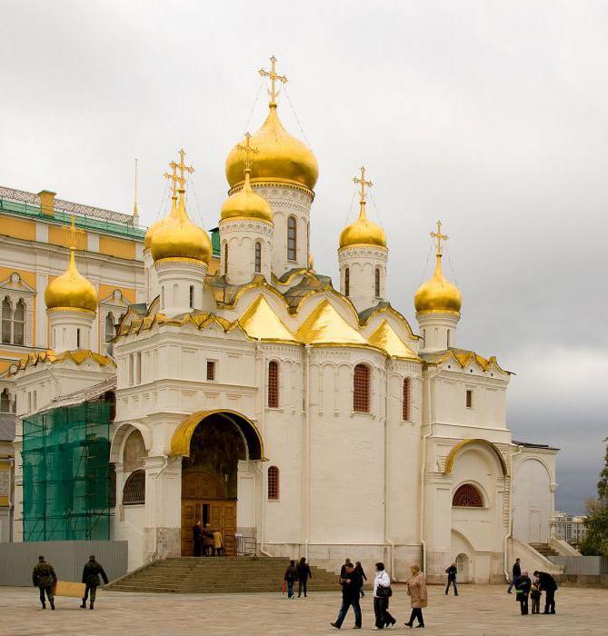 строительство московского кремля