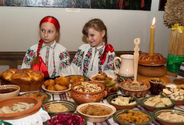 интересные традиции украинского народа