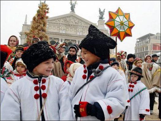 традиции украинского народа