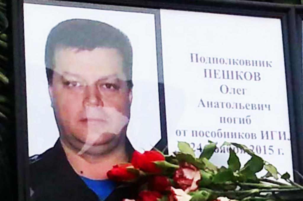 Википедия погибший летчик пешков