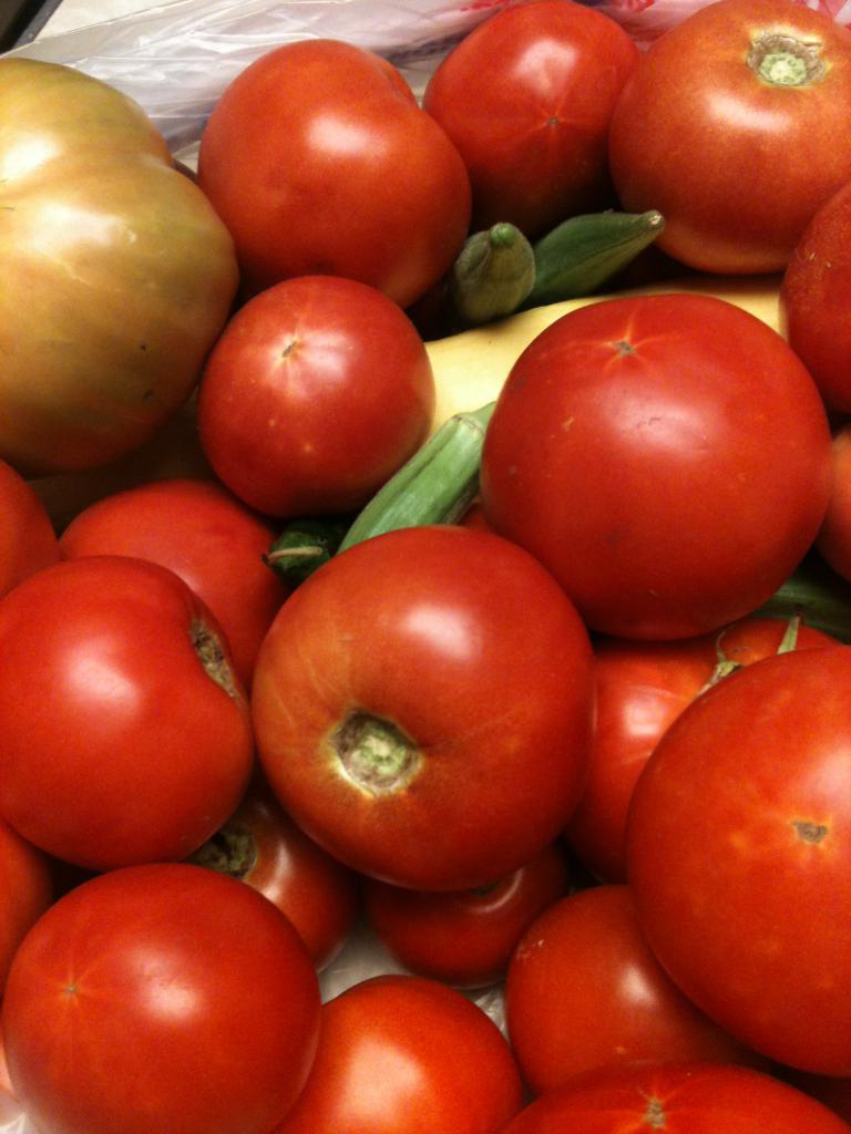 При гепатите обязательно есть овощи