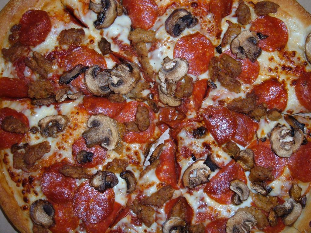 мамалыги рецепт пиццы с грибами и сыром фото крепить