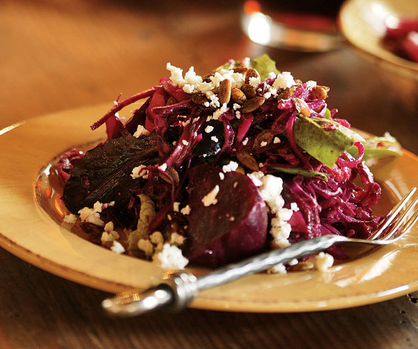 Ruby Salad