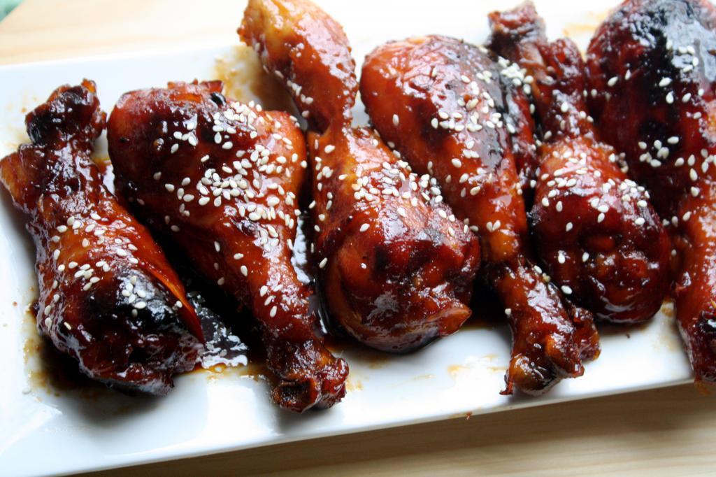 Рецепт курицы в духовке в маринаде унаги (топ 1 маринад для курицы).