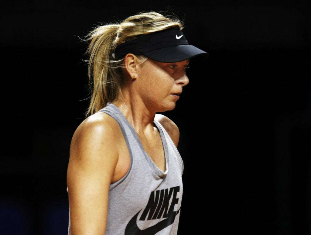 Career of Maria Sharapova