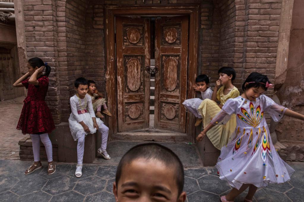 Секс с уйгуры