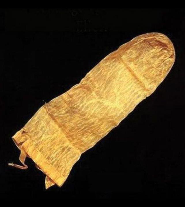 Condom history
