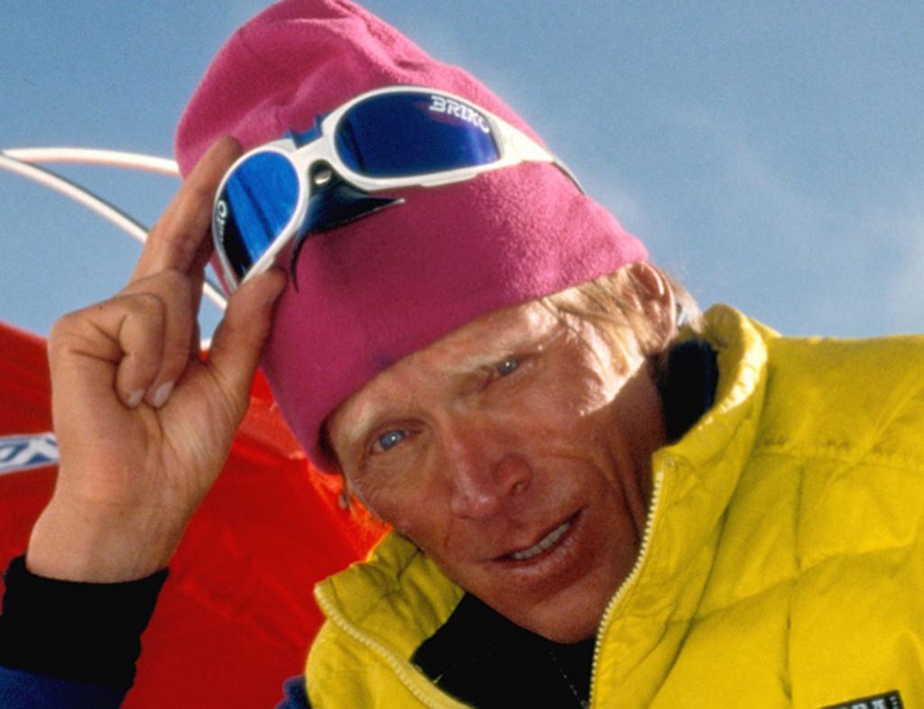 Climber Anatoly Bukreev
