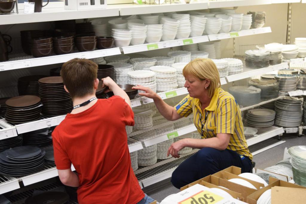 Employee reviews on work in Ikea