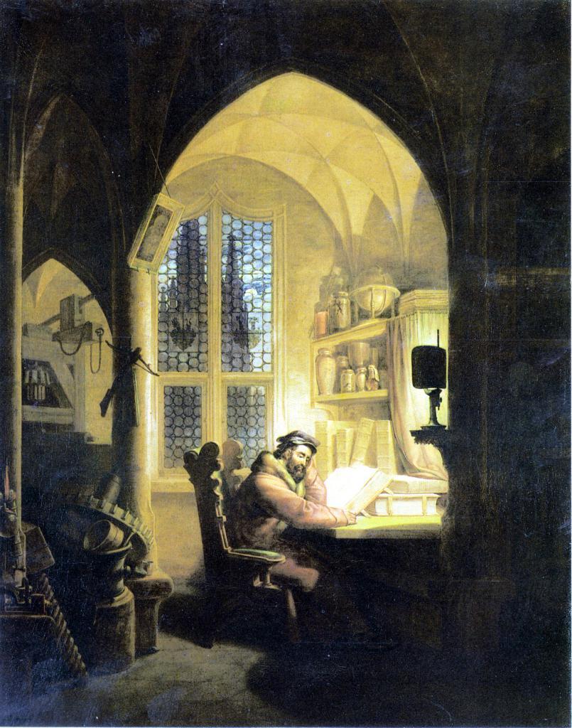 Goethe's Faust Book