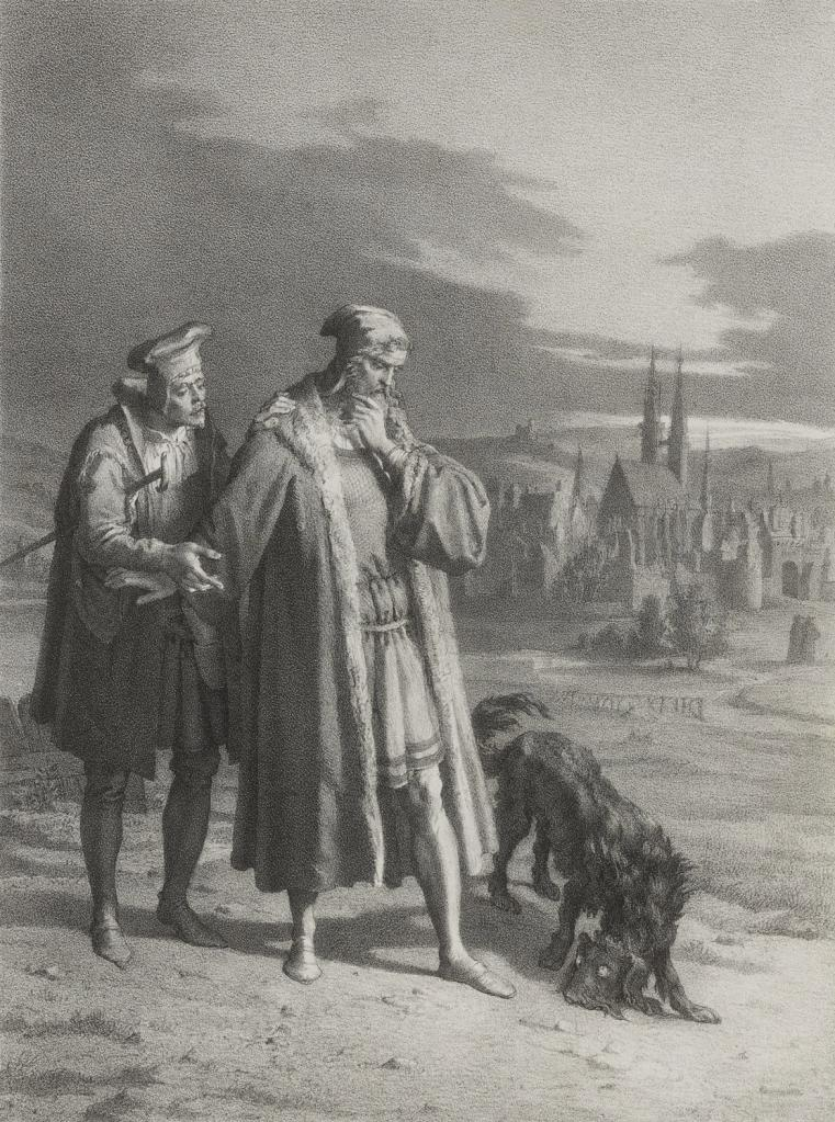 Goethe's Faust Tragedy