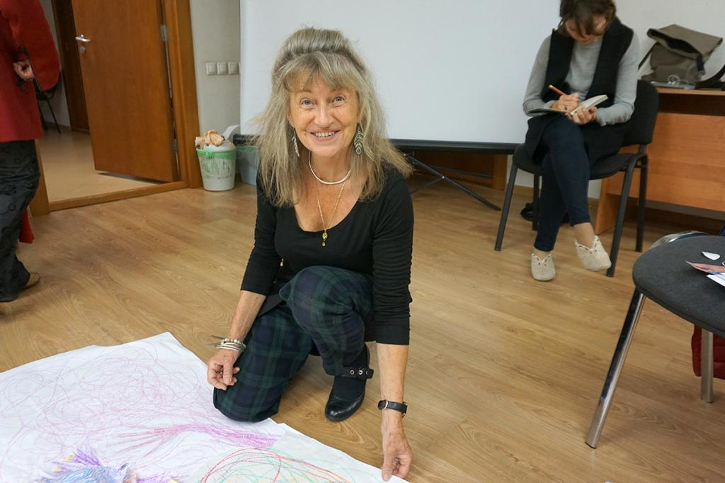 Art therapy training