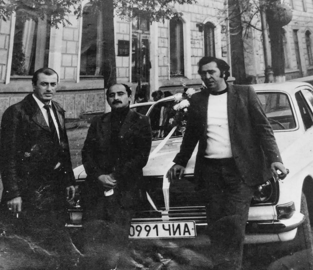 Жители Чечено-Ингушской АССР