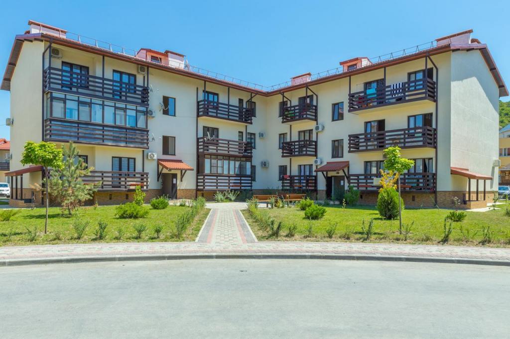 Квартиры-таунхаусы в Анапе от застройщика: адреса, отзывы и фото