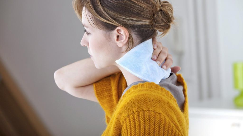 Боль в шее и затылке слева