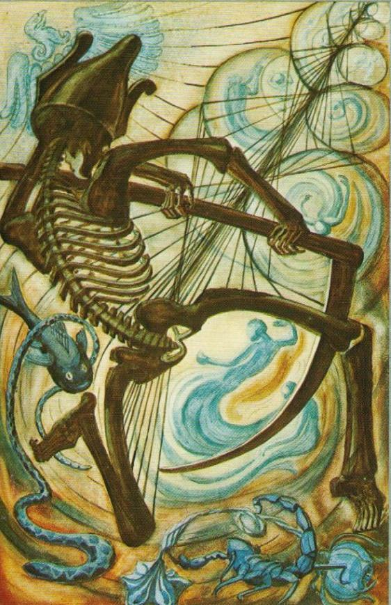 The Death of Tarot Thoth