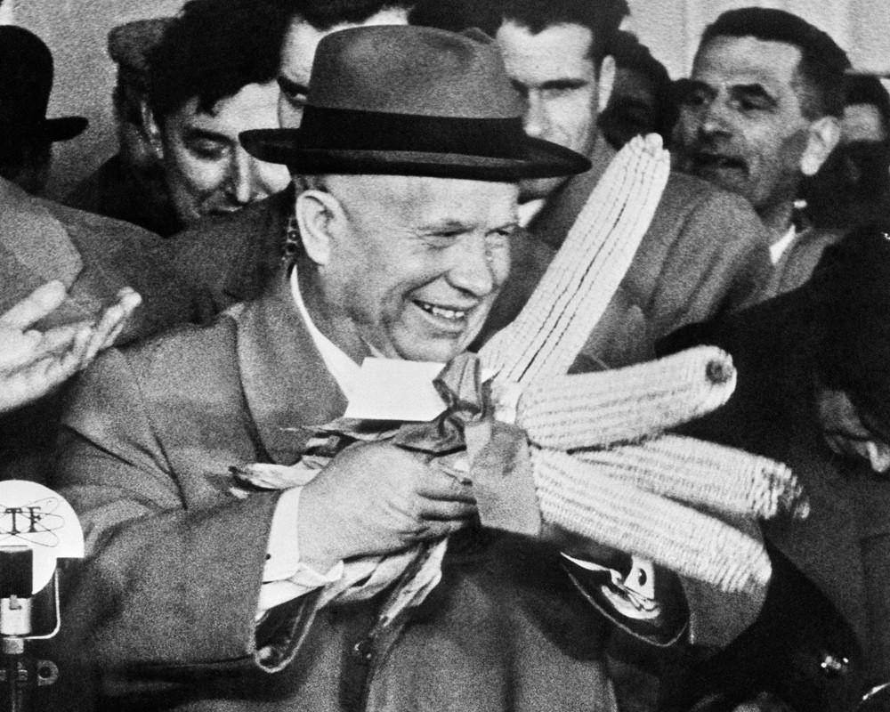 Реформы Н. С. Хрущева. Приход к власти Н. С. Хрущева: дата, обстоятельства