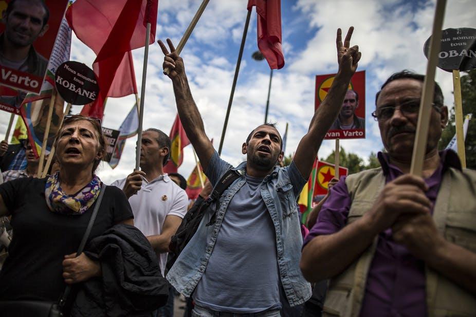 Причины Турецко-курдского конфликта