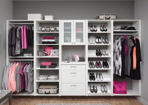 Шкаф купе размеры