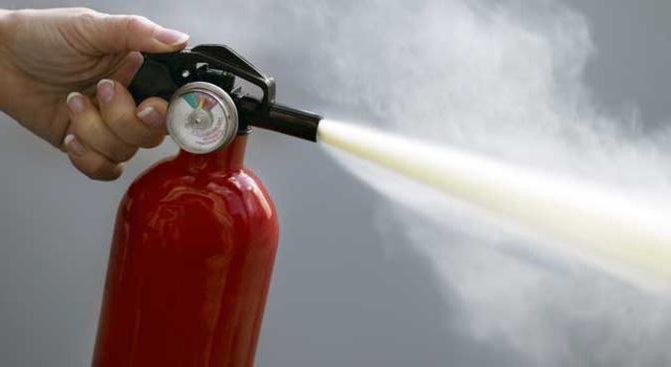 огнетушитель оп 10 характеристики