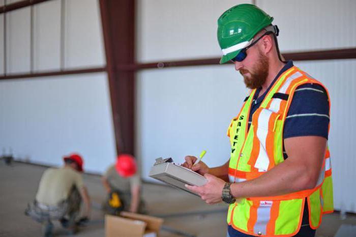 Инженер по охране труда и технике и безопасности должностная инструкция