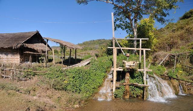 мини гидроэлектростанции для дома дачи