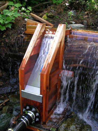 мини гидроэлектростанции в канализационной трубе