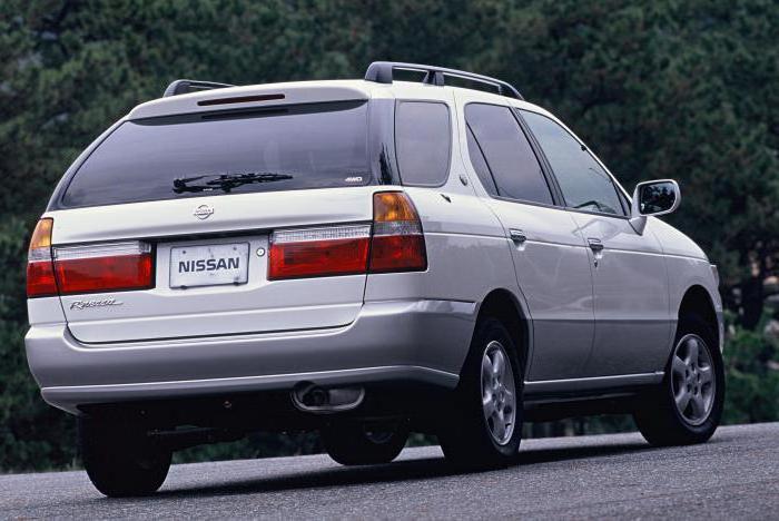 технические характеристики Nissan R Nessa