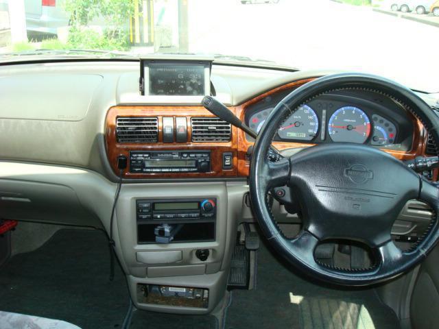 Nissan R Nessa запчасти
