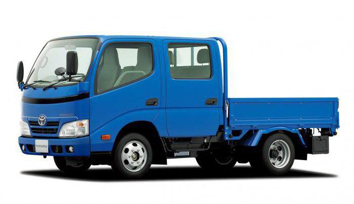 Toyota Toyoace ремонт