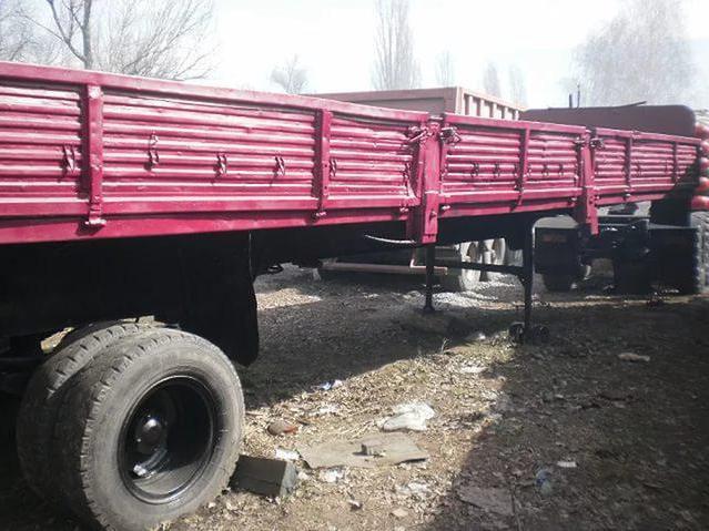 полуприцеп ОдАЗ-9370