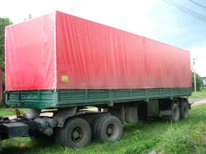 ОдАЗ-9370 технические характеристики