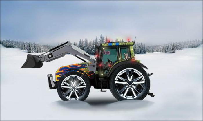 Покрасить трактор | Fermer.Ru - Фермер.Ру - Главный.