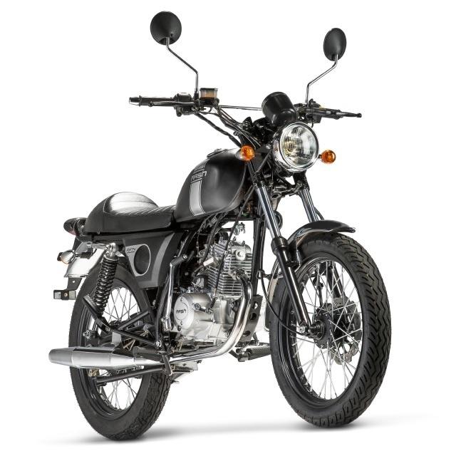 мотоцикл объемом до 50 кубов