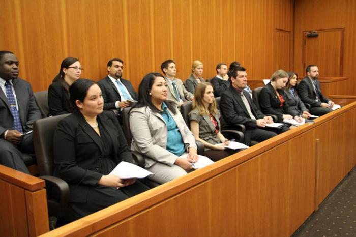 присяжные заседатели это