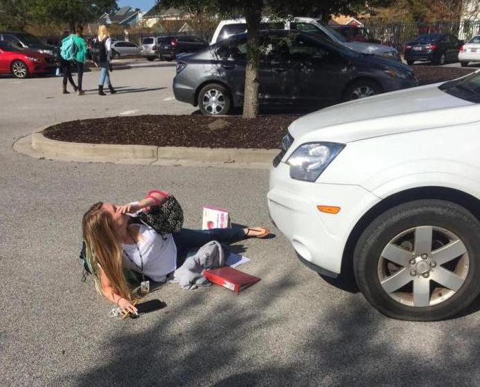 пешеход попал в дтп что делать