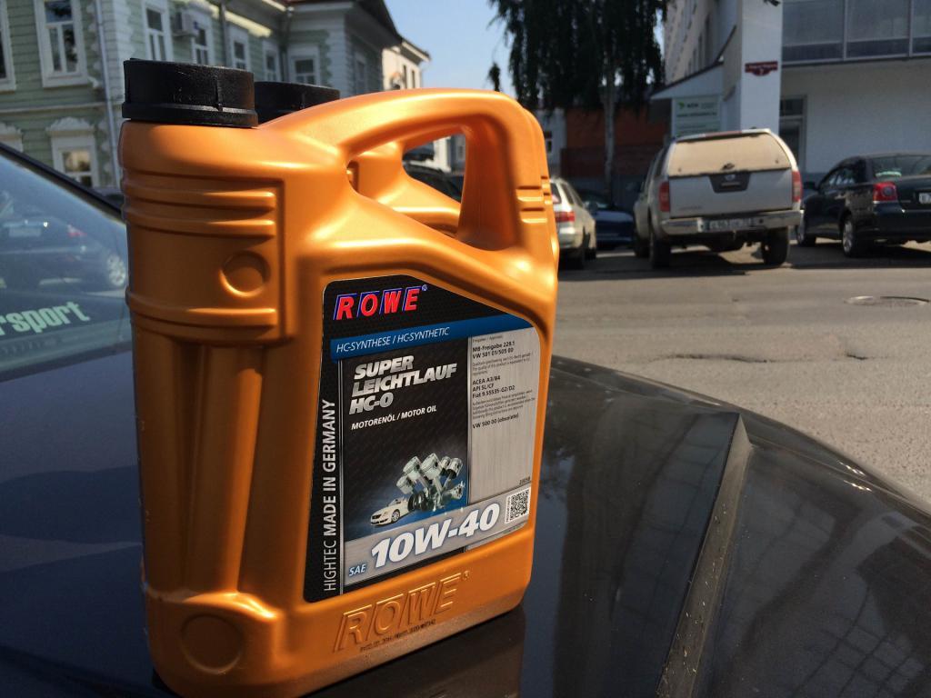 Моторное масло для авто