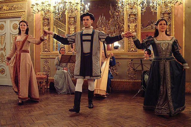 итальянский народный танец